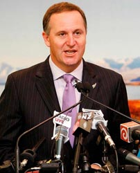 HardTalk With John Key