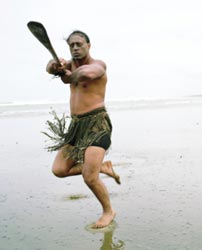 Maori Forefathers Return Home