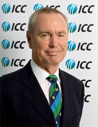 Cricket Council President Named