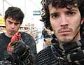 Conchords take flight in US