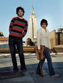 Doing Business Like Conchords
