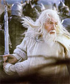 Gandalf's Return