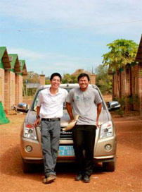 Homes Bring Hope in Cambodia