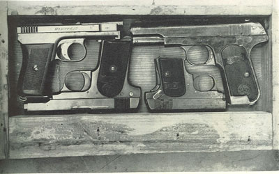 the legend of the colt six shooter pistol Gun-maker sam colt understood a crucial point: now that interchangeable   colt made a 44-caliber six-shooter for the famous capt  promises, wrote  william hosley, in colt: the making of an american legend (1996.