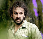 Peter Jackson in action