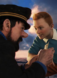 More Tintin Adventures
