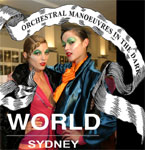 WORLD Comes to Sydney