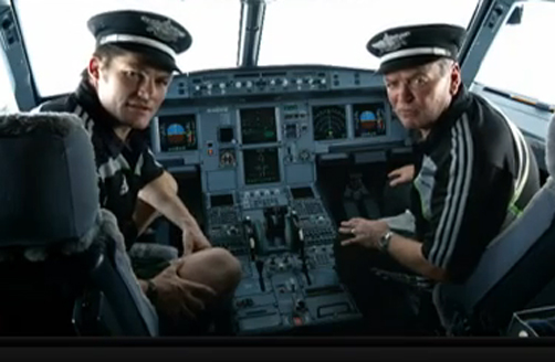Air New Zealand: Crazy About Rugby