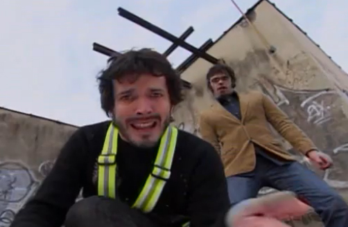 Flight of the Conchords: Hiphopopotamus vs. Rhymenoceros