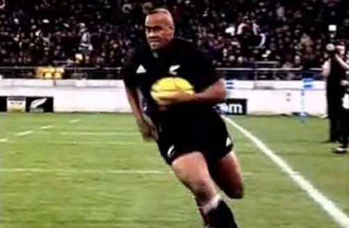 Jonah Lomu: All Blacks Legend