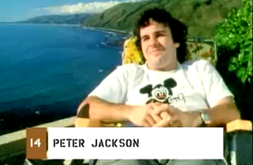 New Zealand's Top History Makers: Peter Jackson