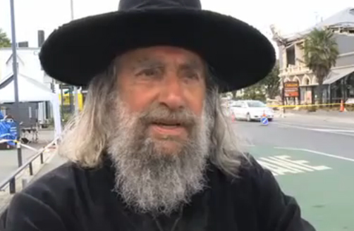 Christchurch Wizard Speaks About Earthquake