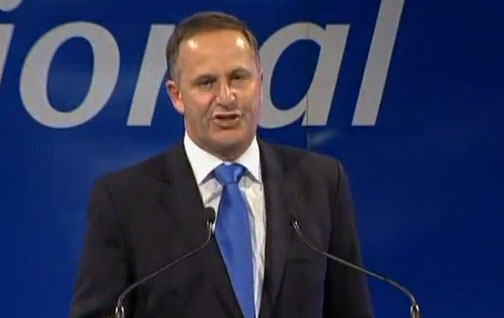 National Party's 2011 Election Win