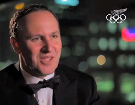 Proud of Being a New Zealander: John Key