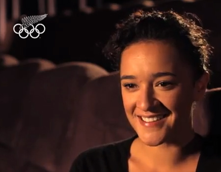 Proud of Being a New Zealander: Keisha Castle-Hughes