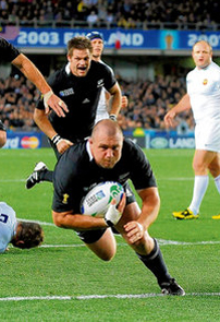All Blacks World's Best Rugby Team