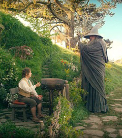The Daily Mail's 'Awe Inspiring Journey' to Hobbiton and Beyond