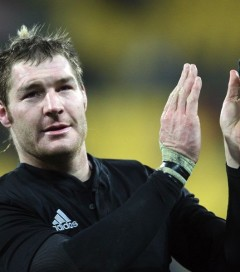 'Courageous' and 'Comical' Ali Williams Calls Time on All Black Career