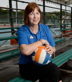 New Singapore Role for Former Silver Ferns Coach