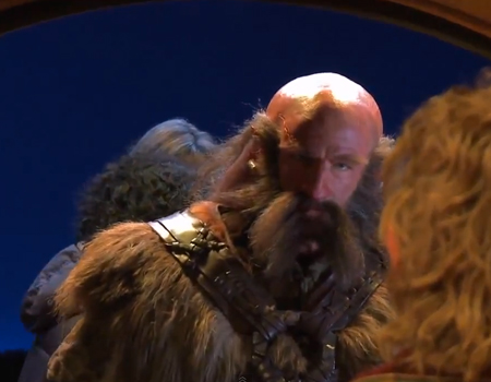 The Hobbit: Behind the Scenes – Production Video Blog Part 3