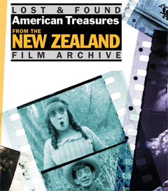 Silent Treasures from the NZ Film Archive on DVD