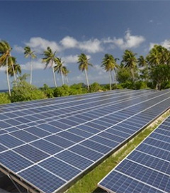 Pacific Nations on Track to Meet Renewable Energy Target
