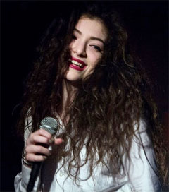 Lorde's Bid for the Big Time