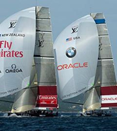 Taxpayers Put Wind in Team NZ Sails