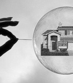 By the Pricking of my Bubbles …