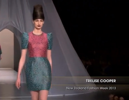 Trelise Cooper New Zealand Fashion Week 2013
