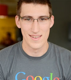 NY Google Internship Awarded to Hamilton Man