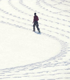 Icebreaker Launches Product Modelled on Snowshoe Tracks