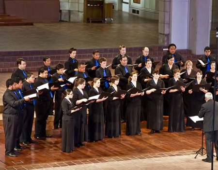 National Anthem, God Defend New Zealand – The Graduate Choir NZ