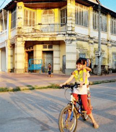 Restoring French Colonial Ruins in Southern Cambodia