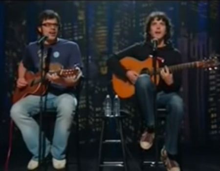 Flight Of The Conchords – Jenny