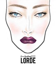 MAC Makeup Range in Lorde's Name