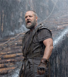 Crowe Impressively Grounded as Enigmatic Noah