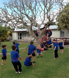 Interest Mounting in Abandoning Playground Rules