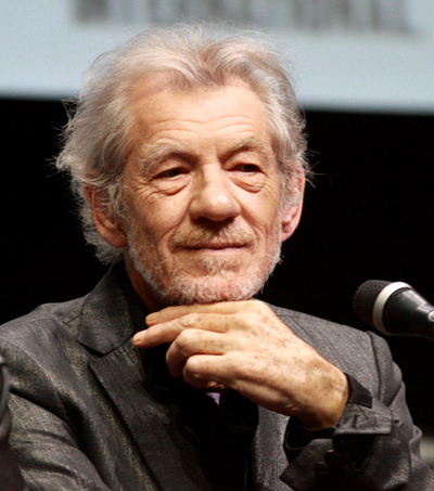 Notes from Ian McKellen
