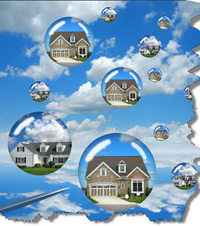 Unorthodox Bubble Deflating