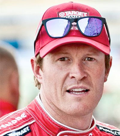 Dixon Tearing Through IndyCar Record Books