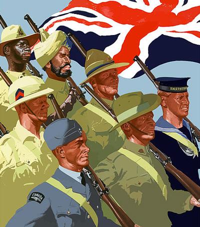 Deserters Honoured