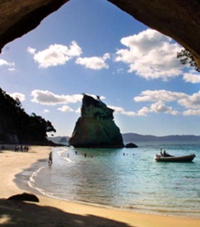 New Zealand's Coromandel Peninsula Well Worth a Visit
