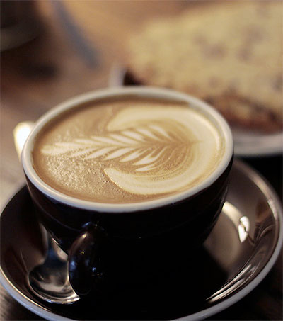 Flat White Emblematic of Berlin's Coffee Evolution