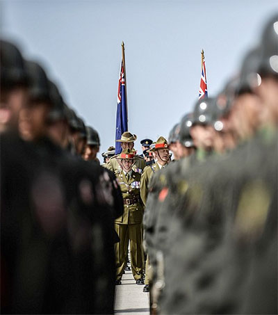 New Zealand: the Other Half of the Anzac Legend