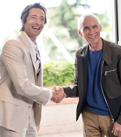 Lee Tamahori Teams up with Adrien Brody on Emperor