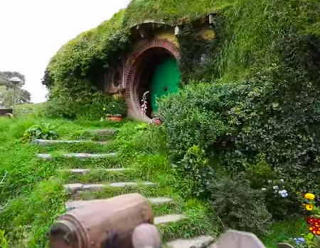 Middle Earth Scenery The Shire