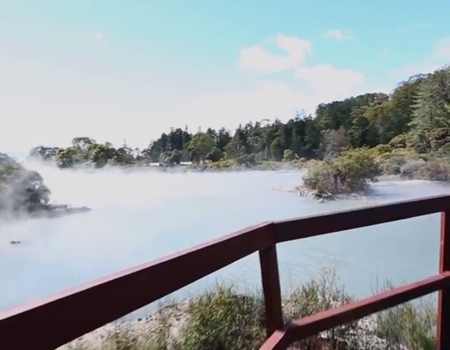 Living a Kiwi Life – Episode 8: Rotorua Hot Pools, Mud Pools and Thermal Activity