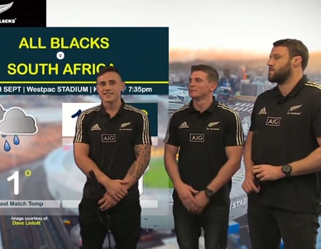 All Blacks Read The Weather