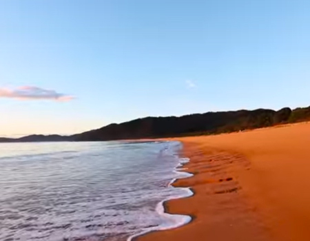 Living a Kiwi Life – Episode 11: Abel Tasman Coast Track, Great Walk (1 of 9)